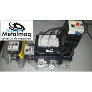 Relé termico 30cv 72a- 90A Siemens Weg telemecanique C2589