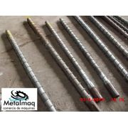 Rosca Para Extrusora Sopradora Sopro Injetora 1,70x70mm- C332