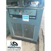 Secador de ar compressor parafuso 600 pcm 100 a 200hp C1892