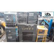 Secador de ar comprimido 400pcm compressor motor 100cv c2488