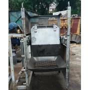 Tamboreador De Inox Criogênico Polimento Vibratório C1515