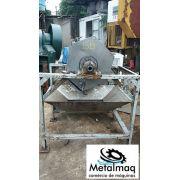 Tamboreador De Inox Criogênico Polimento Vibratório- C1513