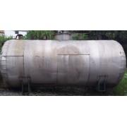 Tanque Balança inox com isolamento térmico - C6046
