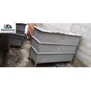 Tanque  banho Galvanoplastia banho anodização 1000L C6042