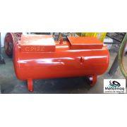Tanque Cilindro Pulmão Compressor 400L 13Bar com NR13 C1422