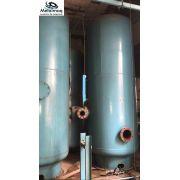 Tanque Cilindro Pulmão Compressor 5000L 20Bar com NR13 C1918