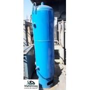 Tanque Cilindro pulmão Compressor 500L NR13 - C6235