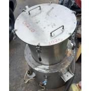 Tanque de inox aquecedor - C6210