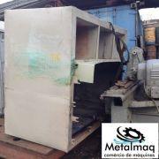 Tanque Plástico Banho Químico Galvanoplastia Cromo - C416
