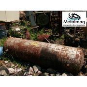 Tanque Reservatório de ar comprimido para compressor 1000 L C826