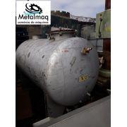 Tanque reservatório de Inox 2500 litros C1879