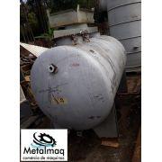 Tanque reservatório de Inox 2500 litros C1880