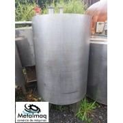 Tanque resfriador de leite Laticìnios Inox 1000 Litros C6277