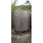 Tanque resfriador de leite Laticínios Inox 1.500L C6257