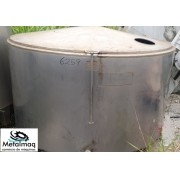 Tanque resfriador de leite Laticìnios Inox 2500 Litros C6259