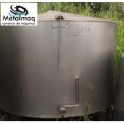 Tanque resfriador de leite Laticìnios Inox 3500 Litros C6258