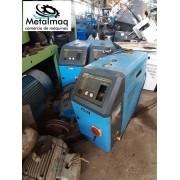 Termorregulador aquecedor óleo molde injeção 6500W C6200