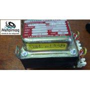 transformador 110 / 220 / 380 50 VA para comando painel- C1338