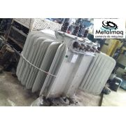 Transformador a óleo 500 kva 13800-220/110 Siemens C6092
