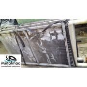 Trocador De Calor Inox 1930mm X 350mm X 1050mm - C6023