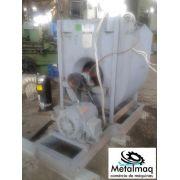 Ventoinha industrial centrifuga 5hp- C580