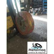 Volante Contrapeso polia britador peso 125 kg C1595