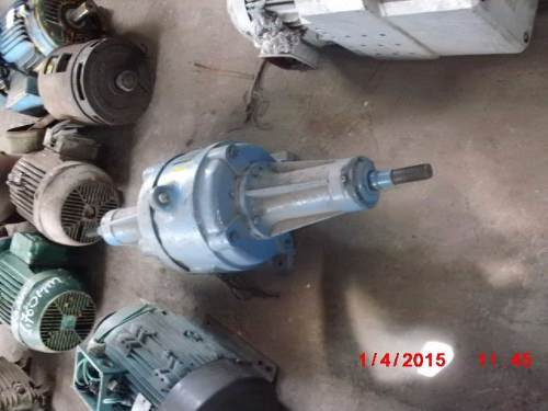 Moto Esmeril Politriz Industrial 5 cv 1700 rpm  -  Cód 30  - Metalmaq