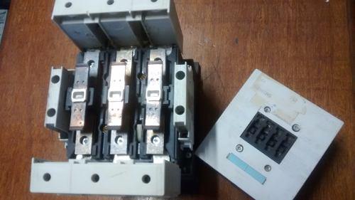 Contatora 3rt10 46 Siemens Weg- C660  - Metalmaq