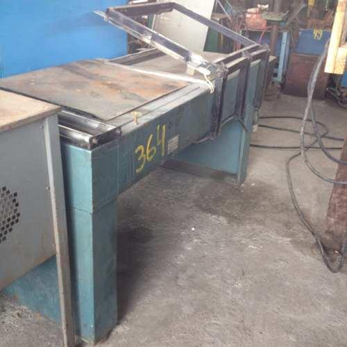 Seladora Manual Tipo L  700mm- C364  - Metalmaq