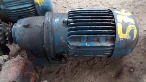 Motoredutor 3 Cv 1:12 - Cód 576  - Metalmaq