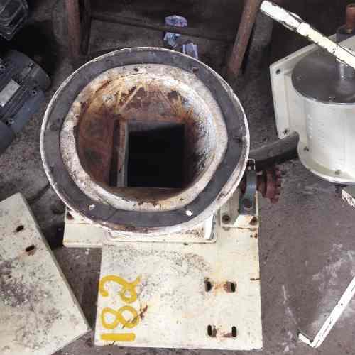 Dosador industrial Alimentador  - C182  - Metalmaq