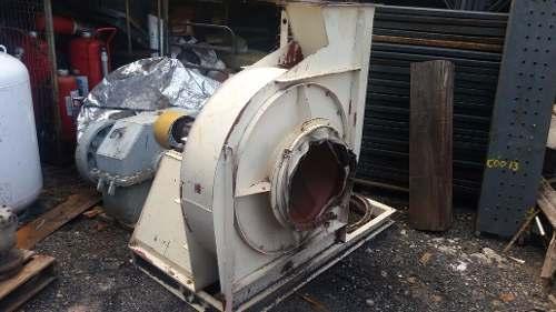 Ventoinha Exaustor Industrial Para 20 Hp 3500rpm- C380  - Metalmaq