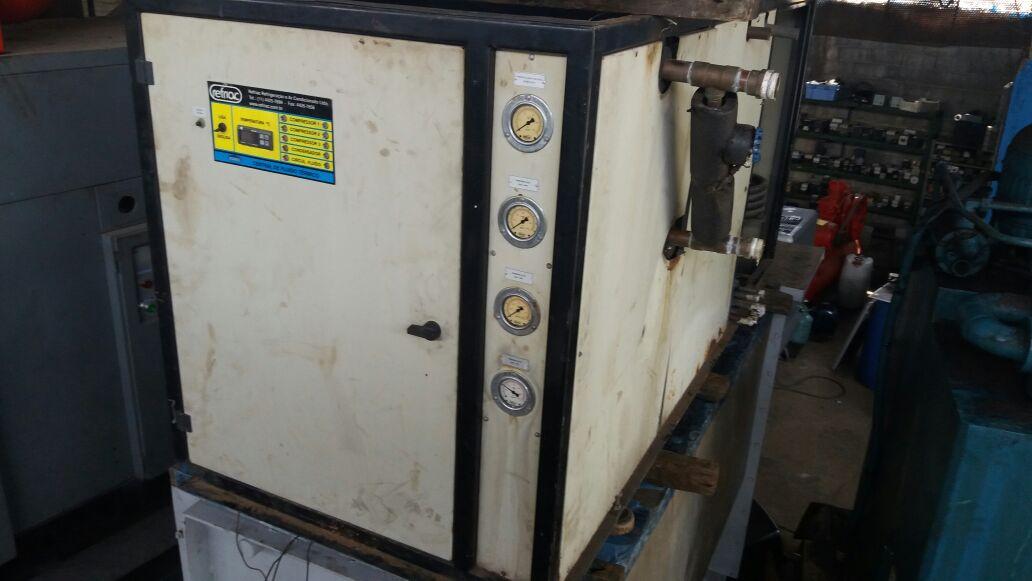 Geladeira Industrial Unidade Água Gelada Chiller 60.000- C368  - Metalmaq