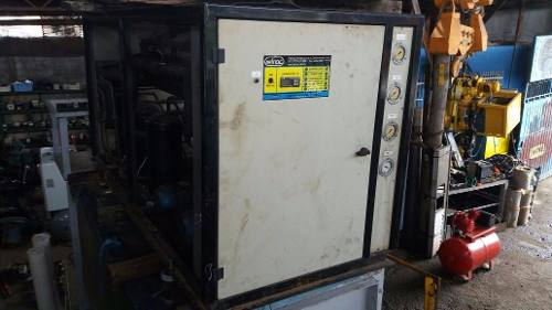 Geladeira Unidade Industrial Água Gelada Chiller 60.000- C386  - Metalmaq
