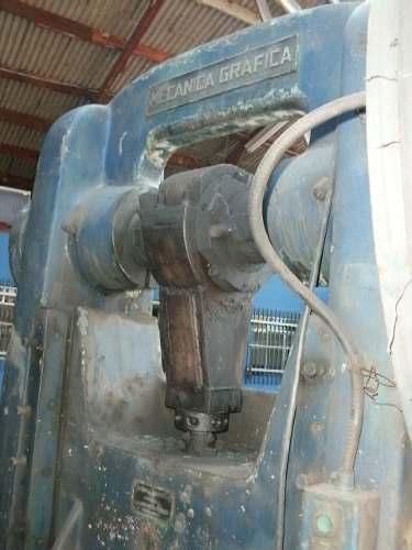 Prensa excêntrica 40 toneladas tipo h 760x430- C544  - Metalmaq