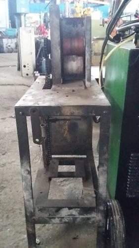 Laminador Alimentador Industrial Elétrico C331  - Metalmaq