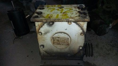 Redutor De Velocidade Borgmar 1:13 Para Extrusora- C792  - Metalmaq