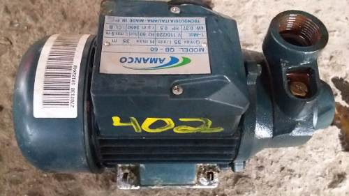 Bomba Dágua 0,5 Cv Amanco C402  - Metalmaq