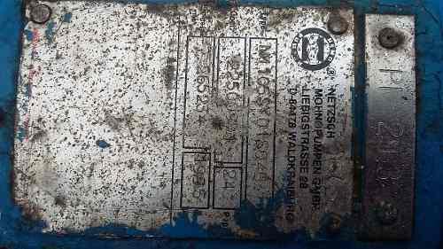 Bomba Para Lodo Lama Nemo - C755  - Metalmaq