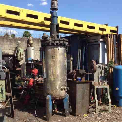 Reator Misturador De Inox 400 Litros- C118  - Metalmaq