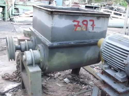 Misturador Batedor Industrial Sigma 70 litros - C797  - Metalmaq
