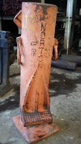 Macaco Mecânico Chicão 35 Ton- C1112  - Metalmaq