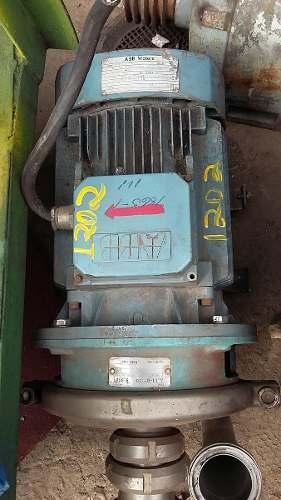 Bomba De Água De Aço Inox 7,5 Cv / Hp- C1202  - Metalmaq