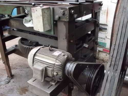 Laminador de chapa de aço ferro cobre alumínio motor 20cv- C1169  - Metalmaq