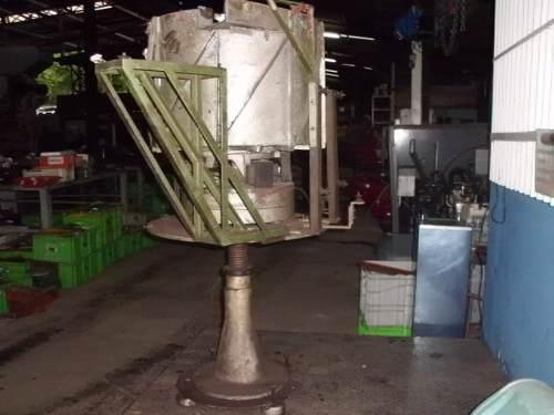 Alimentador Vibratório Panela 630mm- C1206  - Metalmaq