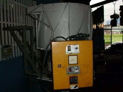 Alimentador Vibratório Panela 630mm- C1208  - Metalmaq