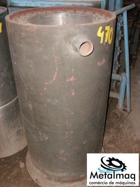 Centrífuga- C470  - Metalmaq