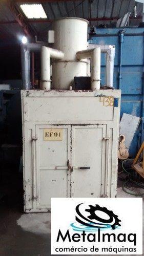 Estufa Secagem Para Plástico-  C438  - Metalmaq