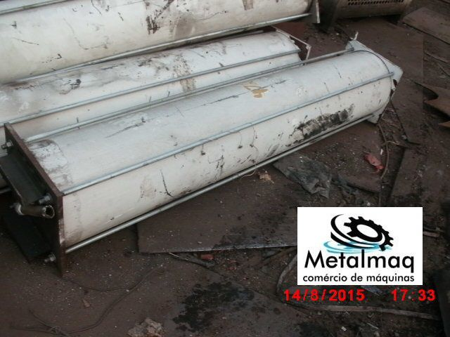 Filtro De Ar coalescente Para Compressor Atlas Copco- C472  - Metalmaq