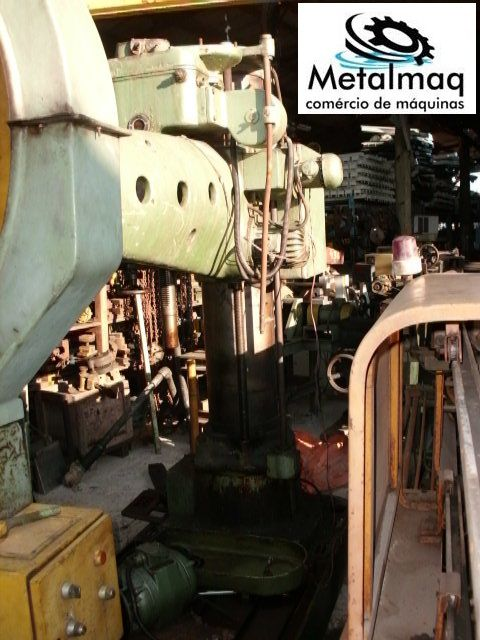 Furadeira Radial Rakosi Matyas- C440  - Metalmaq